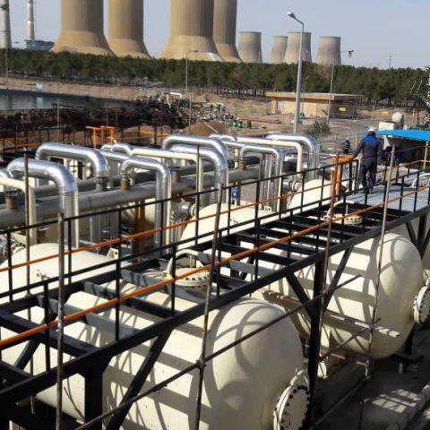 Shahin-Shar Wastewater Reuse