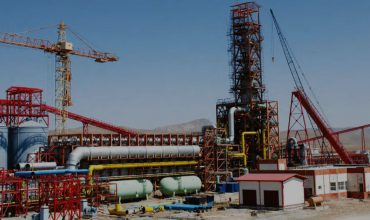 water purification of the Ardakan steel complex
