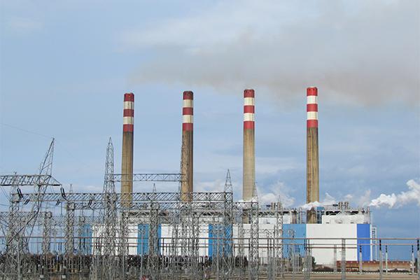 Water treatment plant of Neka