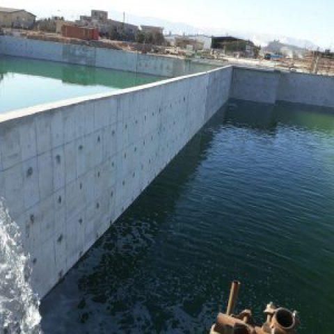 Mobarakeh Steel Wastewater Reuse