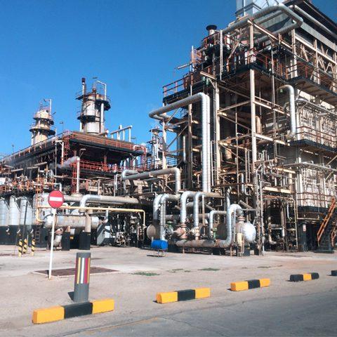 .Esfahan Oil Refinery Co