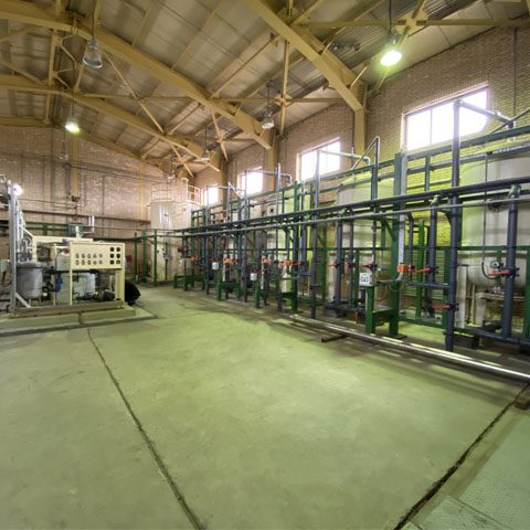 Parand power plant